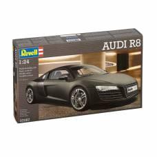 Сборная модель автомобиля Audi R8, 1:24 Revell