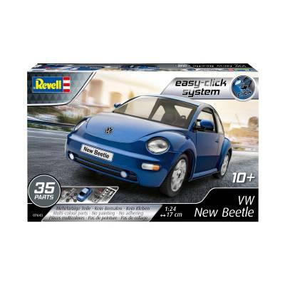Сборная модель Автомобиль Фольксваген New Beetle, 1:24 Revell