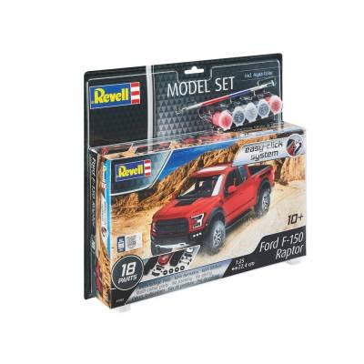 Набор со сборной моделью Revell 67048 Автомобиль Ford F-150 Raptor, 1:25 Revell
