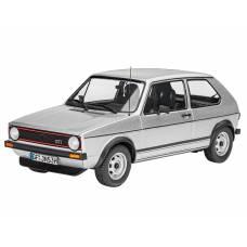 Подарочный набор для сборки VW Golf 1 GTI, 1:24 Revell