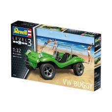 Сборная модель автомобиля VW Buggy, 1:32 Revell
