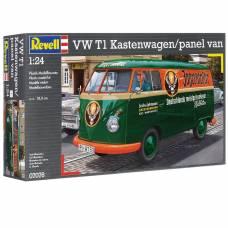 Сборная модель микроавтобуса Volkswagen Typе 2 T1 Van, 1:24 Revell