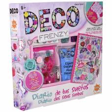 Набор для декорирования Deco Frenzy - Дневник мечты Cife Spain Business