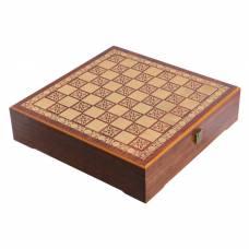 Шахматная доска с отсеком для хранения Sima-Land