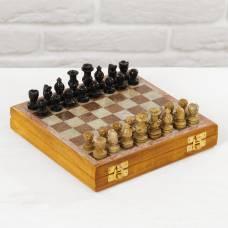 Каменные шахматы, 21 × 20, 5 × 4 см Sima-Land