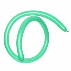 Шар для моделирования 260, пастель, набор 100 шт., цвет зелёный Semper