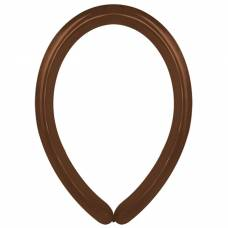 Шар для моделирования 270, декоратор, коричневый набор 100 шт Latex Occidental