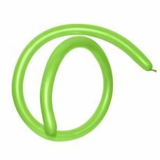 Шар для моделирования 160, пастель, набор 100 шт., цвет светло-зелёный Semper