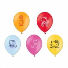 Набор шариков Hello Kitty, 30 см, 5 шт. Belbal