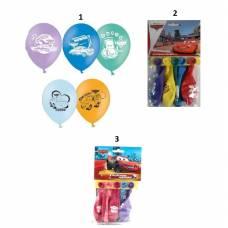 Набор воздушных шариков с рисунком