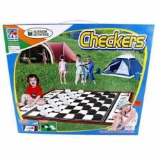 Напольные шашки Checkers Shantou