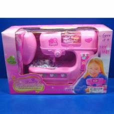 Детская швейная машинка (свет, звук, шьет)