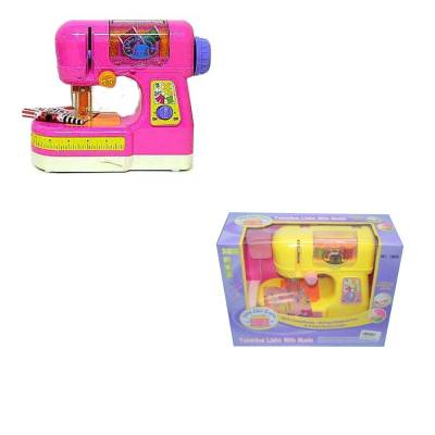 Игрушечная швейная машинка (звук)