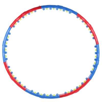 Обруч массажный, d=108 см, 8 частей, 1,35 кг Sima-Land