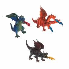 Набор фигурок драконов The Legend of Dragon Shenzhen Toys