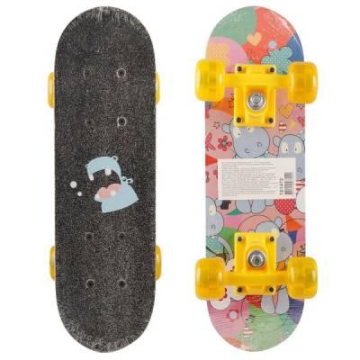 Детский скейтборд, разноцветный Shenzhen Toys
