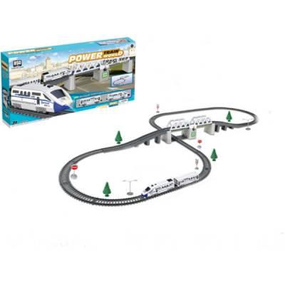 Железная дорога Power Train World (свет)