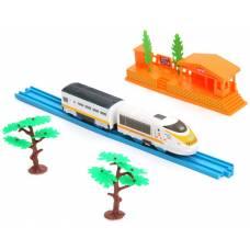 Железная дорога Harmony Train - Экспресс (свет, звук) Shenzhen Toys