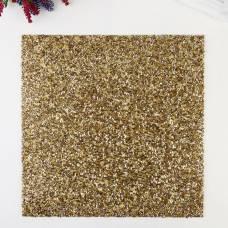 Кардсток с бисером Confetti American Crafts - Цвет Gold American Crafts