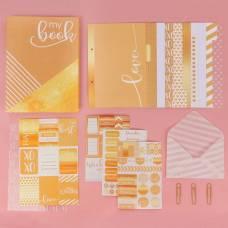 Ежедневник «Для самого важного», набор для создания, 18,3 × 24,7 × 3,6 см Арт Узор