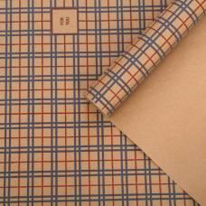 Бумага крафтовая бурая в рулоне For you, 0,68 × 8 м Sima-Land