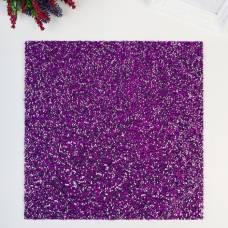Кардсток с бисером Confetti American Crafts - Цвет Amethyst American Crafts
