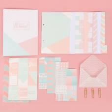 Ежедневник My plans, набор для создания, 18,3 × 24,7 × 3,6 см Арт Узор
