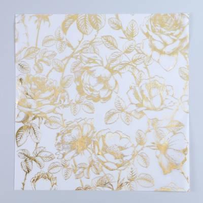 Веллум с золотым фольгированием Heidi Swapp