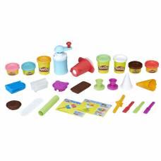 Игровой набор Play-Doh Frozen Treats - Создай любимое мороженое Hasbro