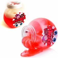 Лизун Slime Mega Mix, розово-белый, 500 гр. Волшебный мир