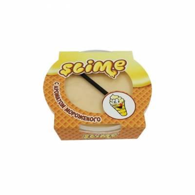 Лизун Slime Mega с ароматом мороженого, 300 гр. Волшебный мир