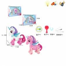Лошадка на батарейках China Bright Pacific Ltd
