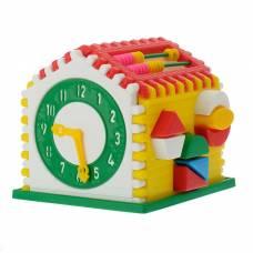 Развивающая игрушка-сортер «Логический дом» Nina
