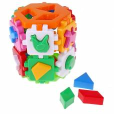 Игрушка сортер-куб