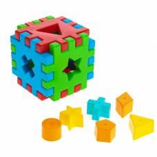 Игрушка развивающая «Волшебный куб», 12 элементов Тигрес