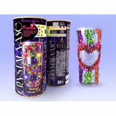 Набор для создания вазы из кристаллов Crystal Vase Данко Тойс / Danko Toys