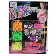 Набор для плетения браслетов из резинок №2 Shantou