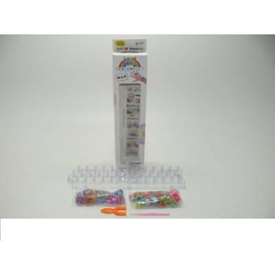 Набор аксессуаров для создания браслетов из резиночек