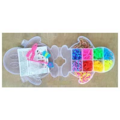 Набор для плетения браслетов с подвесками Shantou