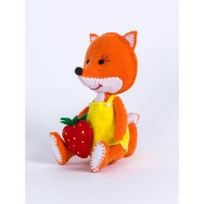 Набор для изготовления игрушки из фетра