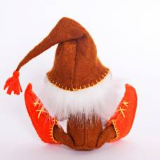 Набор для изготовления игрушки из фетра с мехом