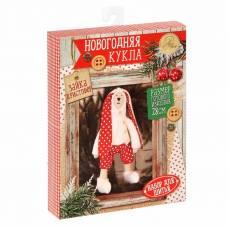 Интерьерная кукла «Зайка Кристофер», набор для шитья, 16.5 × 22.5 × 3.5 см Арт Узор