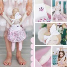 Мягкая игрушка «Девочка Полли», набор для шитья, 18 × 22 × 3.6 см Арт Узор