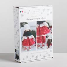 Интерьерная кукла «Эшли», набор для шитья 22,4 х 5,2 х 15,6 см Арт Узор