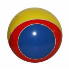 Лакированный резиновый мяч, 12.5 см Чебоксарский Завод