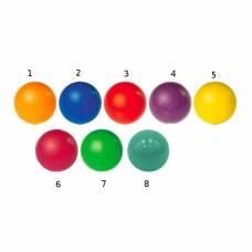 Рифленый резиновый мяч, 10 см Чебоксарский Завод