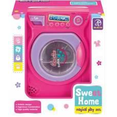 Игрушка Бытовая техника стиральная машина, звук, бат.AA*2шт. в компл.не вх., кор. Jin Jia Tai