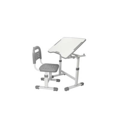 Набор мебели Sole II Grey, цвет светло-серый FunDesk