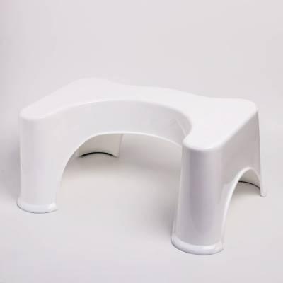 Детская пластиковая подставка, цвет белый Sima-Land