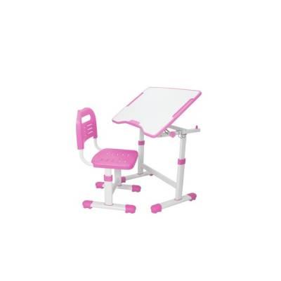 Набор мебели Sole II Pink, цвет розовый FunDesk